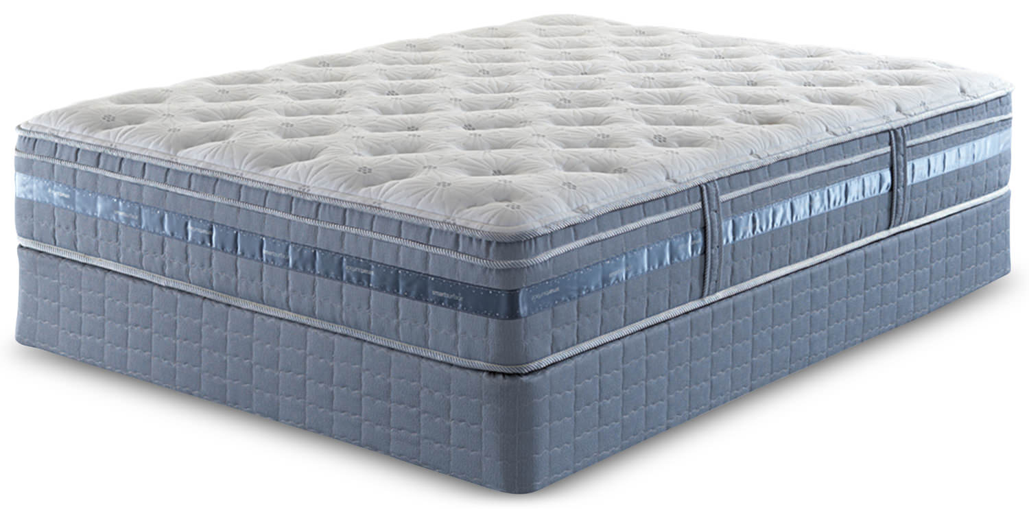 Perfect Sleeper Aldercroft Et Twin Mattress