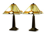Lloyd Table Lamp. Buy one. Get one free.