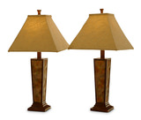Eloise Table Lamp. Buy one, get one free.