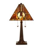 Circle Bead Table Lamp