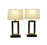 Madison Table Lamp, Buy one get one free.