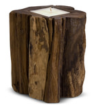 Medium Teakwood Candle