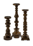 Nilay Candleholders S/3