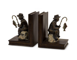 S/2 Fisherman Bookends