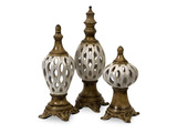 S/3 Coursic Finials