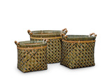 S/3 Capri Baskets