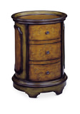 Natalie Oval Accent Table