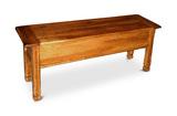 Sedona Storage Bench