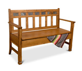 Sedona Storage Bench