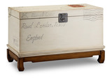 Postage Stamp Trunk