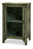 Perry Iron Door Cabinet