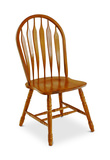Classic Oak Monarch side chair