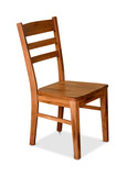 Sedona Oak Ladder Back side chair
