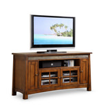 "Craftsman Home 62"" Media Console"