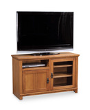 "Arts and Crafts 45"" Media Console"