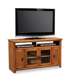 "Arts and Crafts 52"" Mission Media Console"
