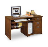"Mission 55"" Computer Desk (without hutch)"
