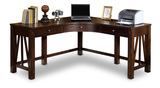 Castlewood Curved Desk