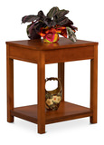 Topaz Office End Table