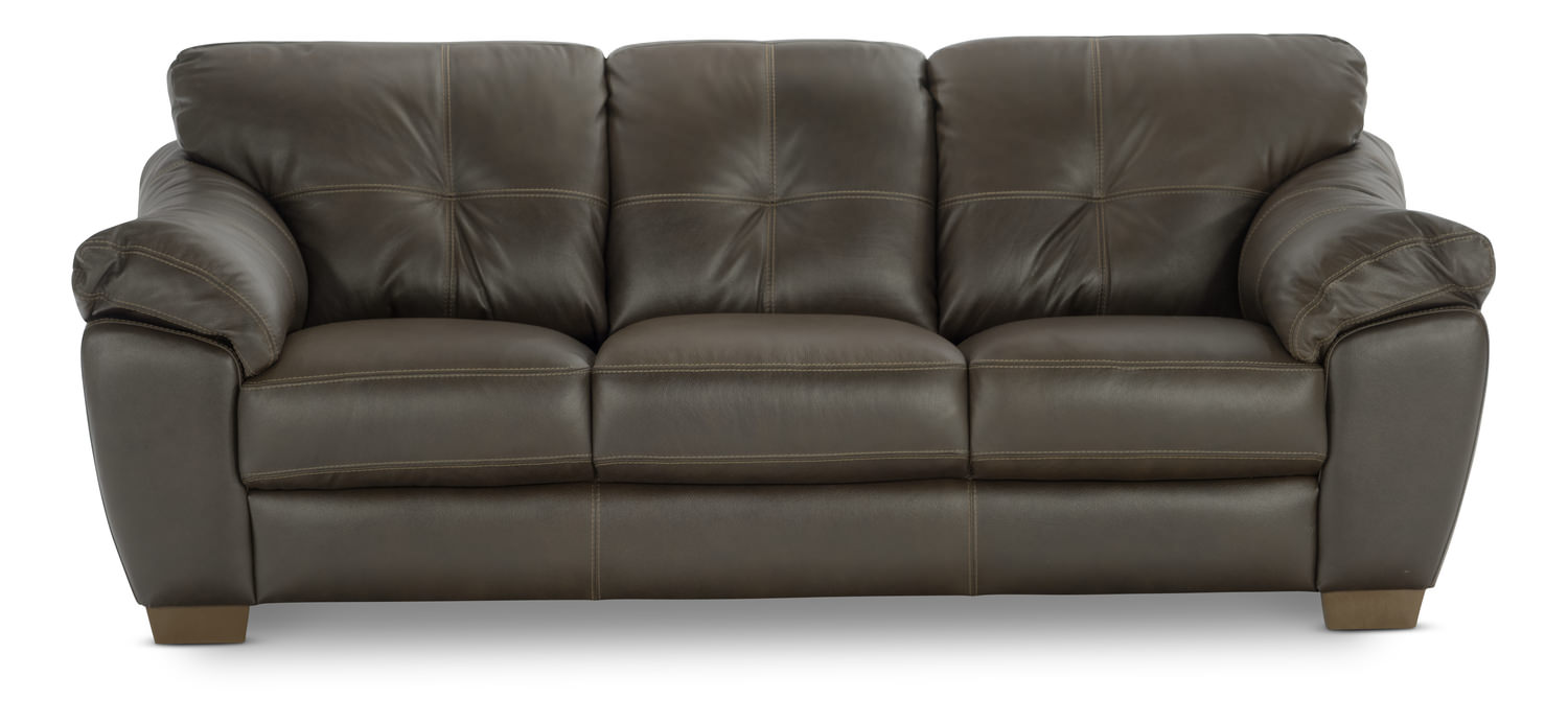 Phoenix Leather Sofa Hom Furniture
