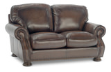 Rockwell Leather Loveseat