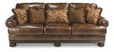 Bridle Leather Sofa