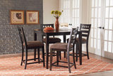 Sparkle Counter High Dining Set