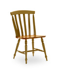Al Fresco Slat back side chair
