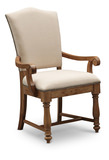 Summerhill Linen arm chair