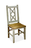 Bombay Cream dining chair