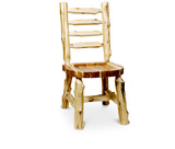 Cedar Ladderback side chair
