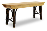 """Old Hickory 42"""" bench"""