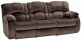 Continental Power Tri-Recline Sofa