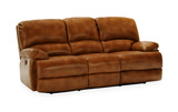 Dylan Leather Power Recline Sofa