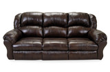 Denson Reclining Leather Sofa