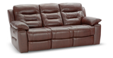 Chaplin Leather Power Recline Sofa