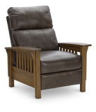 Monterey II Leather Mission Recliner