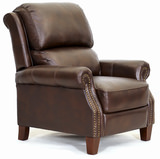 Weston Leather Low Leg Recliner