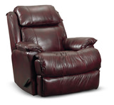 Bond Leather Rocker Recliner