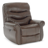 Dandridge Leather Lay-Flat Recliner