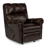 Mcgee Leather Rocker Recliner