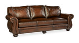 Breckenridge Leather Sofa by Bernhardt