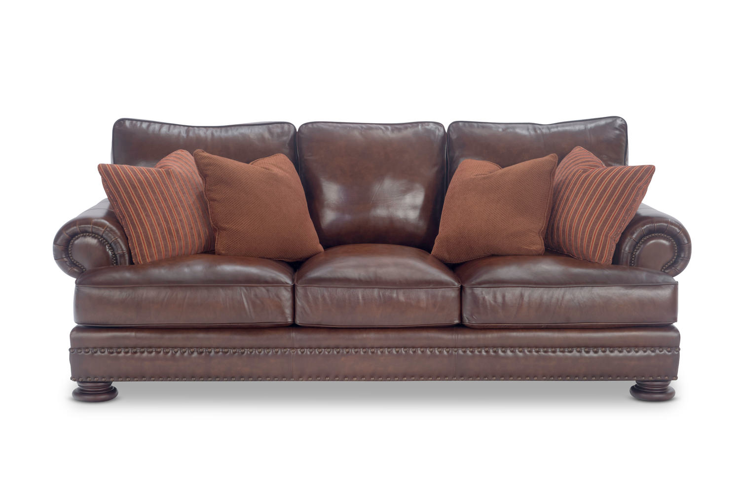 Bernhardt Foster Leather Sectional Sofa in addition Rustic Log Cabin Bathroom Ideas as well Scottish Hunting Lodge Interiors in addition White Round Pedestal End Table together with Bathroom With Waterfall. on lodge decor living room