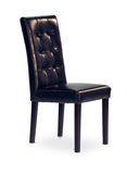 Charles Bi-cast Leather Dining Chair