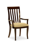 Westwood Slat Back Arm Chair