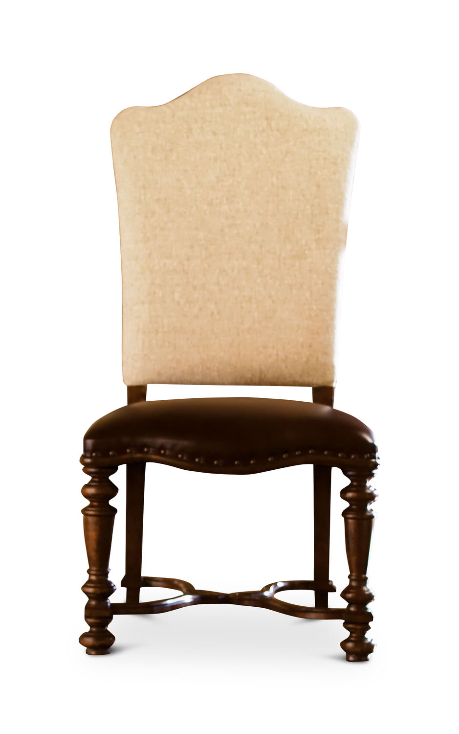 Bolero Leather/Upholstery Side Chair