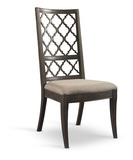 Emporium Open Fret Side Chair