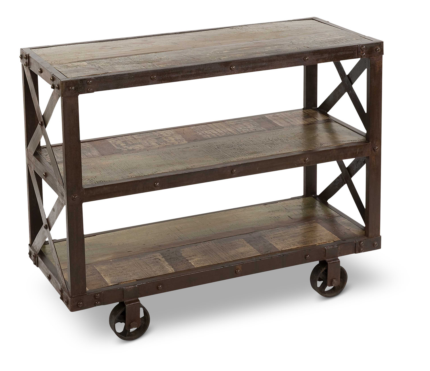 Avila Tv Trolley Hom Furniture