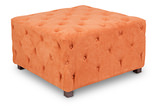 angelo:HOME Duncan Large Button Tufted Ottoman
