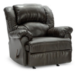 Brandon Bonded Leather Rocker Recliner